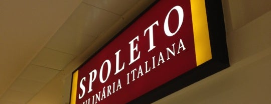 Spoleto is one of สถานที่ที่ Debora ถูกใจ.