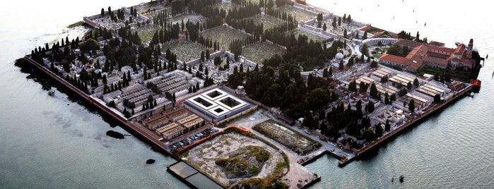 Cimitero di San Michele is one of Untypical Venice.