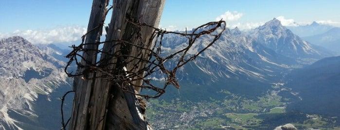 Tofana is one of Dolomiti Super Ski - Italy.
