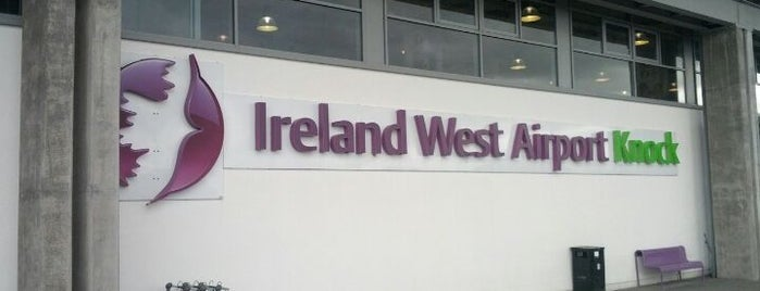 Ireland West Airport Knock is one of UK & Ireland Airports.