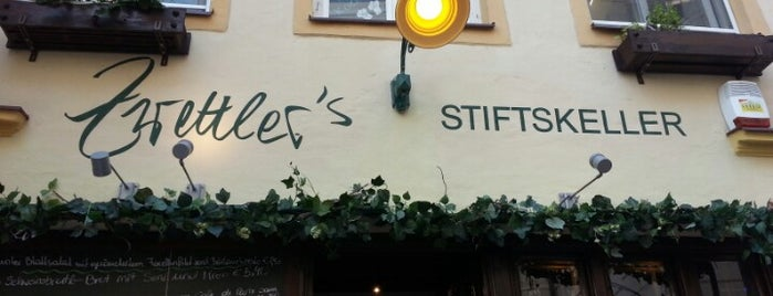 Zwettlers is one of Salzienburg.