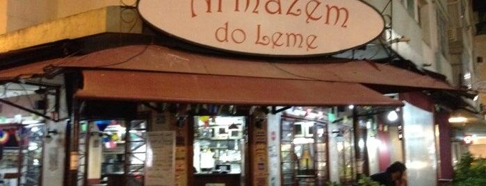 Armazém do Leme is one of สถานที่ที่บันทึกไว้ของ Fabio.