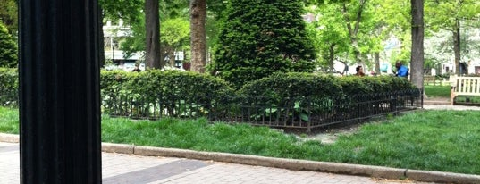 Rittenhouse Square is one of Philadelphia, PA.