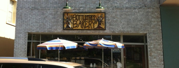 Bottletree Bakery is one of The World Outside of NYC and London.