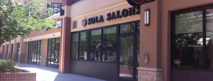 Sola Salon Studios is one of Toby 님이 좋아한 장소.