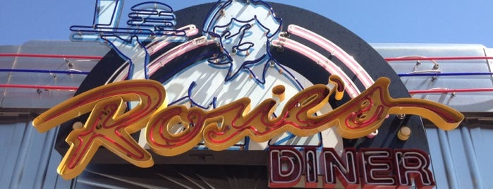 Rosie's Diner is one of Always about food.