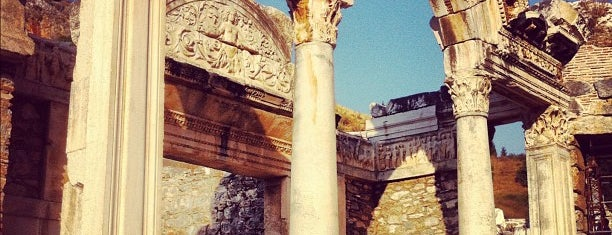 Ephesos is one of İzmir.