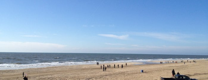 Strand Egmond Aan Zee is one of Bart's Liked Places.