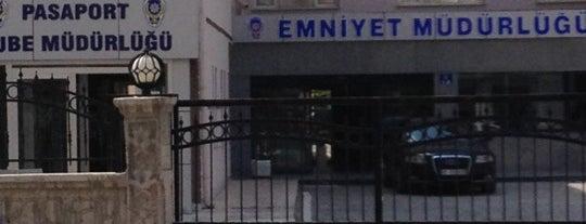Konya İl Emniyet Müdürlüğü is one of Büşra: сохраненные места.