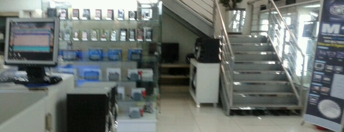 Galeria Jebai Center is one of Mike : понравившиеся места.