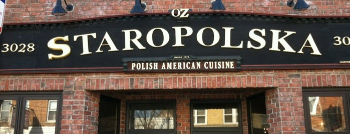 Staropolska Restaurant is one of Chicago Part II.