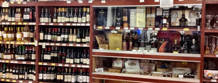 Gary's Wine & Marketplace is one of Remember College?.