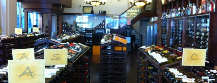 West Street Wine & Spirits is one of Shop.