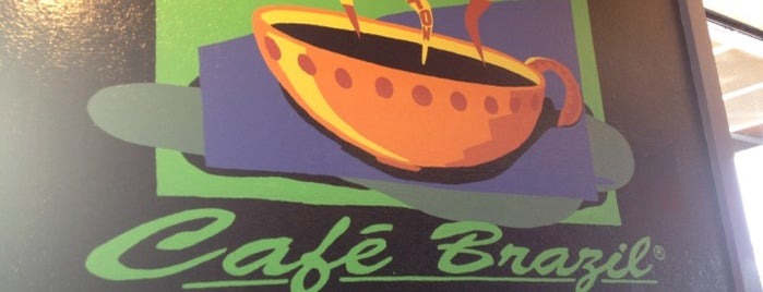 Cafe Brazil is one of DFW Eats.