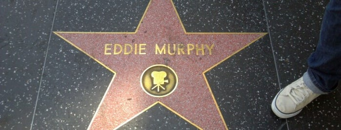 Hollywood Walk of Fame is one of ท่องเที่ยว Los Angeles, CA.