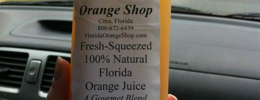 The Orange Shop is one of Gulf coast.