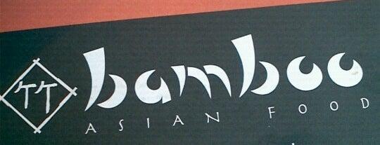 Bamboo Asian Food is one of Laila : понравившиеся места.