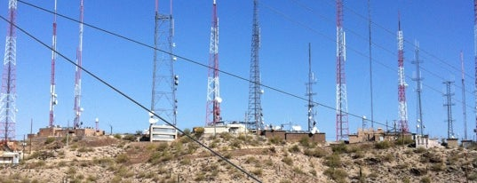 Tv Towers South Mountain is one of Phoenix to-do list.