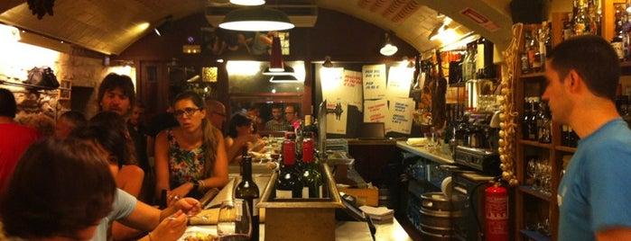 Bar del Pla is one of lugares que tengo que visitar.
