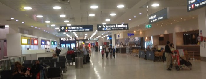 T1 International Terminal is one of สนามบินนานาชาติ (1).