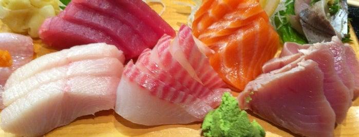 Sushi Ken is one of Cynthia : понравившиеся места.