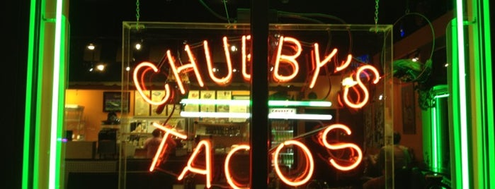 Chubby's Tacos is one of Food and Drink To Do in 2012.