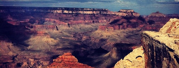 Grand Canyon National Park is one of Alicia's Top 200 Places Conquered & <3.