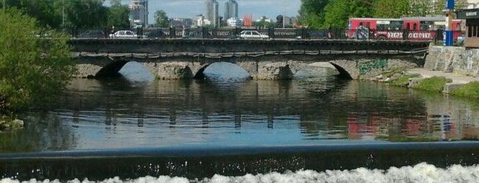 Каменный мост is one of Taras 님이 좋아한 장소.