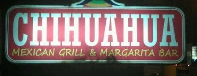 Chihuahua Mexican Grill & Margarita Bar is one of Food junkie.
