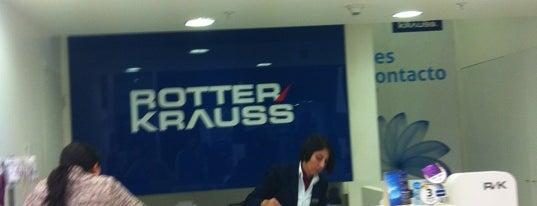 Rotter & Krauss del Mall Florida Center is one of Posti che sono piaciuti a Ivan.