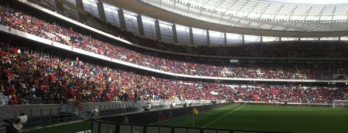 Cape Town Stadium is one of Cape Town: A week in the Mother City!.