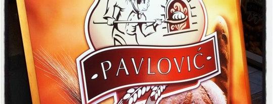 Pavlovic Pékség is one of Leggyakoribb.