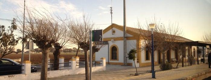 Estación de Campillos is one of Lugares guardados de Bodegas.
