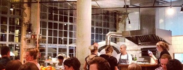 LARDO is one of London: restaurants, bars, cafes.