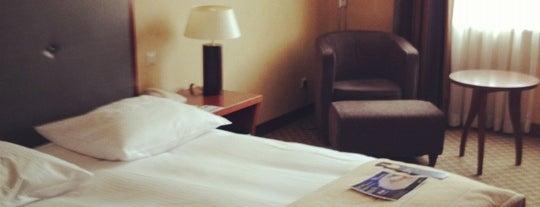 Radisson Blu Hotel is one of Locais curtidos por Natali.