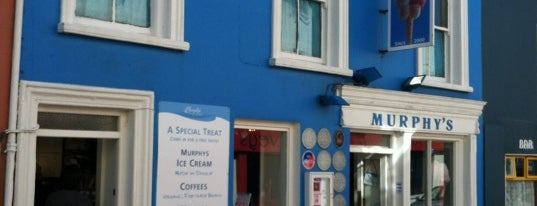 Murphy's Ice Cream is one of Irlanda.