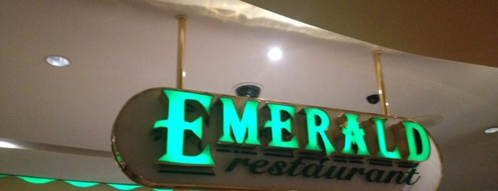 Emerald Restaurant is one of Greasy Spoon Badge.