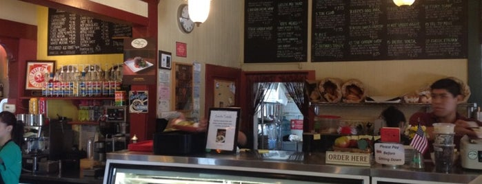 Palisades Deli Cafe is one of Calistoga.