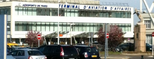 Aéroport Paris-Le Bourget (LBG) is one of Airports - Europe.