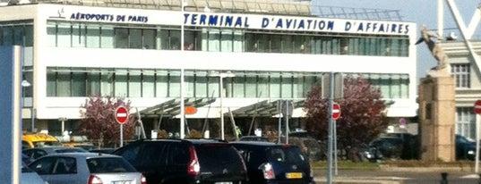 Aéroport Paris-Le Bourget (LBG) is one of AIRPORT.