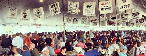 Oregon Brewers Festival is one of Benさんのお気に入りスポット.