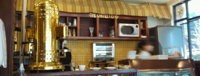 The Coffee Club is one of #MiRutaDelCafé.