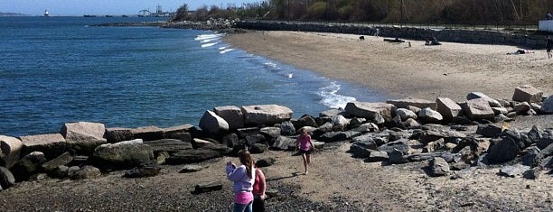 East End Beach is one of Portland, ME.