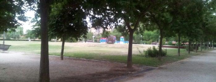 Parque de Los Planetas is one of Lugares favoritos de 3A INGENIERÍA EFICIENTE.