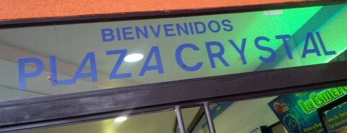 Plaza Crystal is one of Lieux qui ont plu à Alvarock.