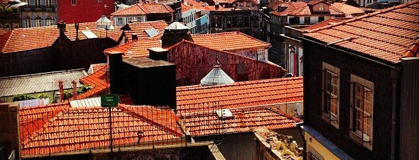 Miradouro da Vitória is one of Porto Dec2018-Jan2019.
