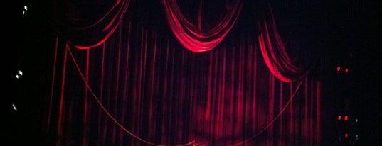 Teatro Brigadeiro is one of Tempat yang Disukai Gabi.