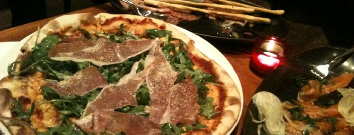 La Strada Pizzeria is one of Time Out Shanghai Distribution Points.