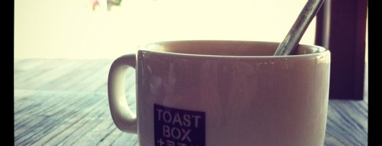 Toast Box 土司工坊 is one of The Ultimate Chillout & Dining Experience Vol. I.