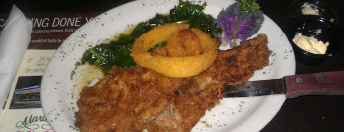 Cherokee Cattle Company is one of New restaurants to try.